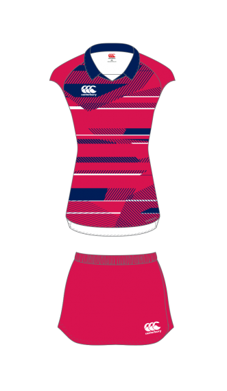 CCC DESIGN YOUR OWN NETBALL-TOPS AND SKIRTS