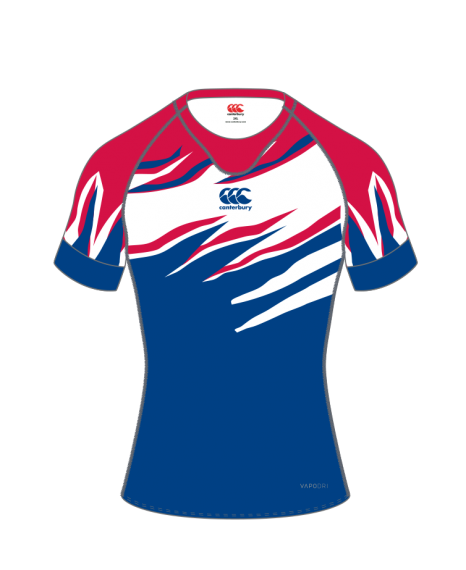 Rugby Jersey Design Your Own Ccc Canterbury Sports Wholesale