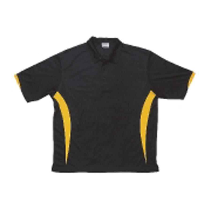 POLO DRI GEAR ZONE (DGZP) KIDS 4XS-2XS