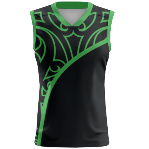 CSW SPORT DESIGN YOUR OWN BBALL- REVERSIBLE SINGLET