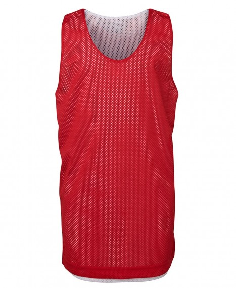 JB'S REVERSIBLE BASKETBALL SINGLET ADULTS