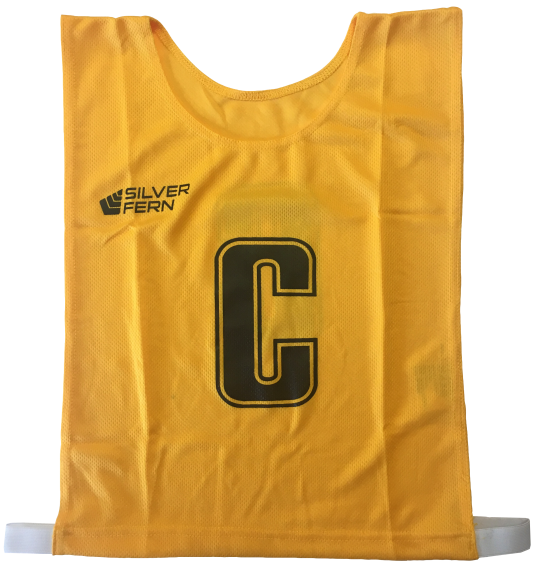 NETBALL BIB SET- 5 A SIDE